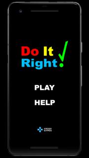 Do It Right screenshot 3