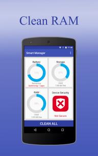 Smart Manager-Battery Saver screenshot 7