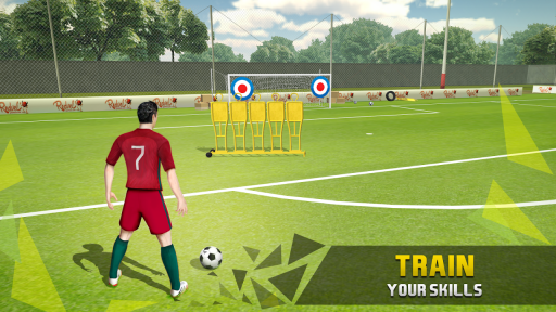 Soccer Star 2018 World Legend screenshot 2