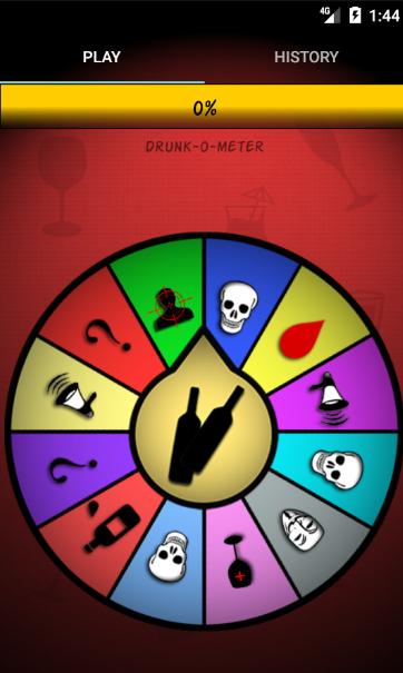 Embriagados - FREE Drinking Game screenshot 2