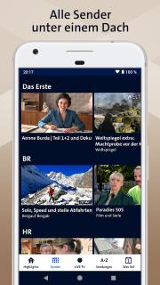 ARD Mediathek screenshot 2
