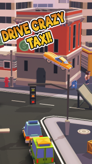 Taxi Run - Crazy Driver screenshot 3