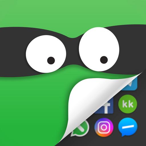 Hidder App- Esconda Apps Esconda Fotos