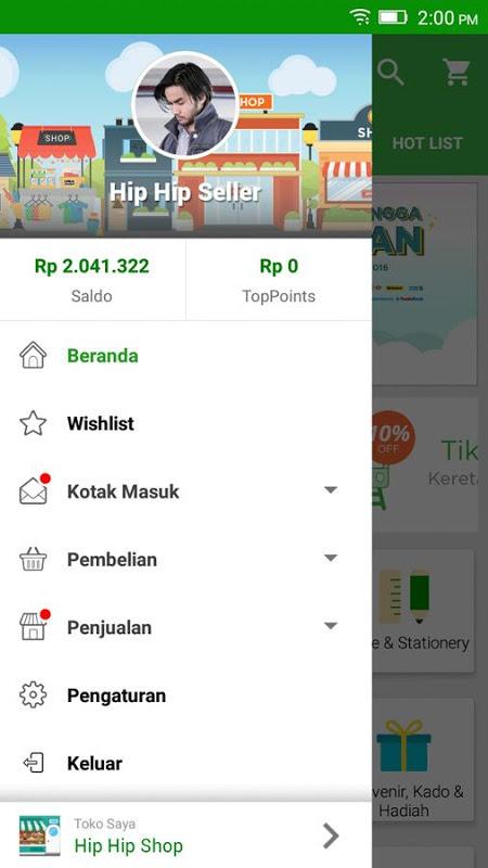 Tokopedia -  Jual Beli Online screenshot 1