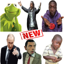 Funny Memes Stickers 2021 - WAStickerApps