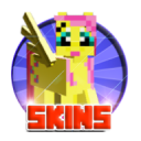 Cute Skins Pony for minecraft