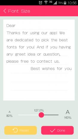 8bit font for samsung screenshot 8