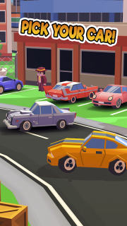 Taxi Run - Crazy Driver screenshot 5