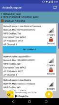 AndroDumpper ( WPS Connect ) Screenshot