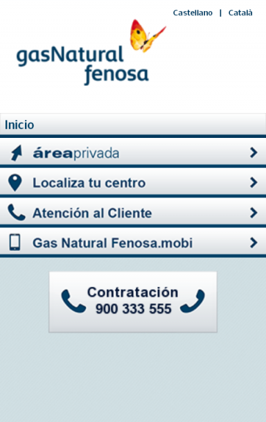 Gas natural fenosa oficina v download apk for android for Oficina gas natural valladolid