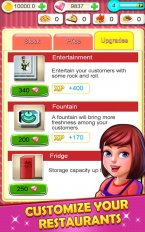 Restaurant Tycoon v 5.6 (Mod Money) 1