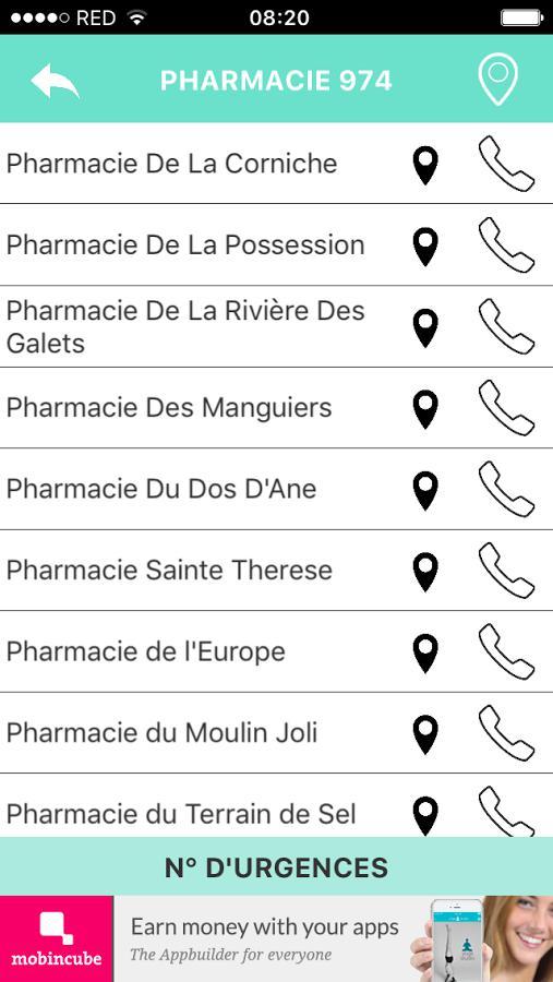 pharmacy 974 screenshot 2