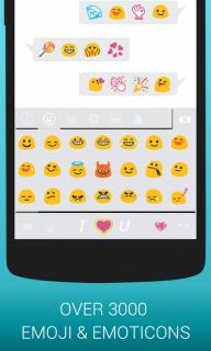Emoji Keyboard - Kitkat,Smiley screenshot 6