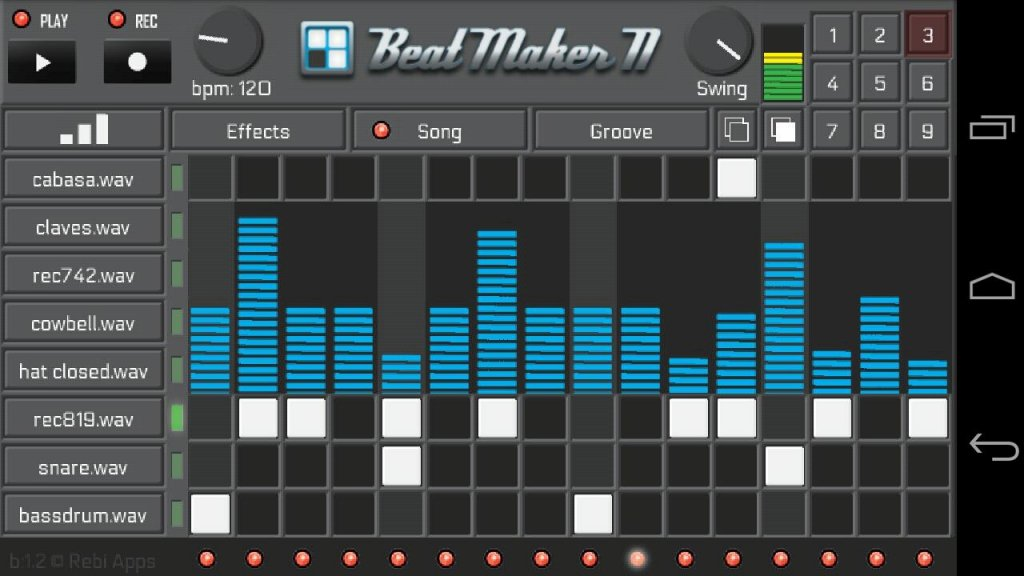 Beat maker ii download apk for android aptoide for Create beats online free