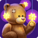 Sleepy Toys: Bedtime Stories for Kids. Baby Games