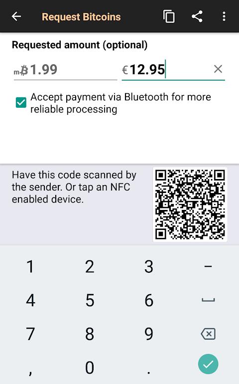 Bitcoin Wallet screenshot 9