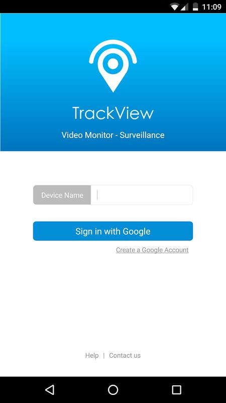 TrackView screenshot 2