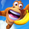 Banana Kong Blast Icon