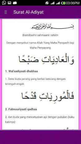 Surat Pendek Al Quran 13 Unduh Apk Untuk Android Aptoide