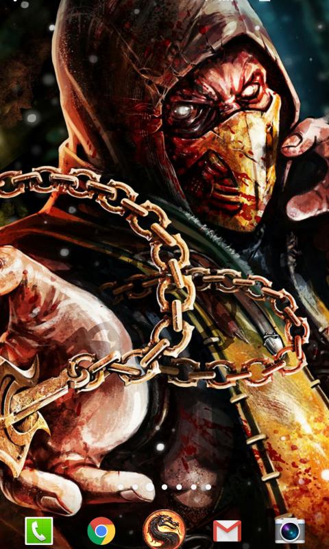 Mortal Kombat Theme HD screenshot 1