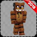 FNAF Skins for Minecraft PE
