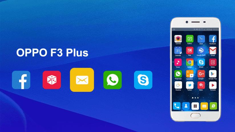 Theme for Oppo F3 Plus 1 2 1 ดาวน์โหลด APKสำหรับแอนดรอยด์