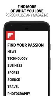 Flipboard: News For Any Topic screenshot 16