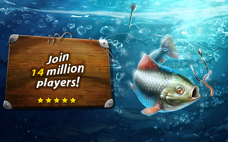 Gone fishing trophy catch download apk for android for Fishing game app