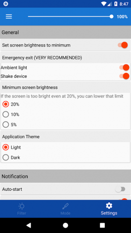 Midnight (Night Mode) 3 1 3 Download APK for Android - Aptoide