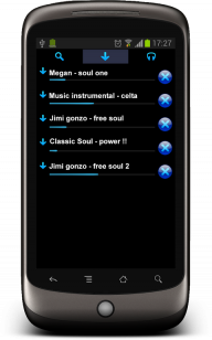 Free mp3 music download screenshot 2