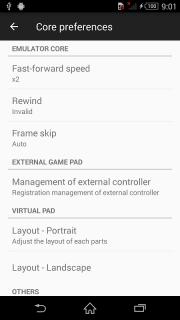 Matsu PSX Emulator - Multi Emu screenshot 5