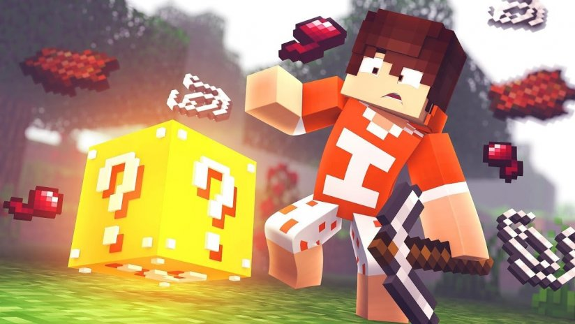 Lucky Block for Minecraft PE 1 3 Download APK for Android