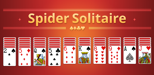 Kartenspiel Spider Solitär