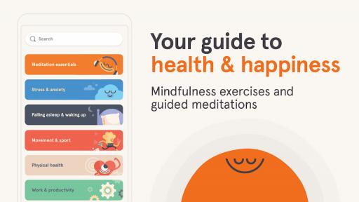 Headspace: Meditation & Sleep screenshot 1