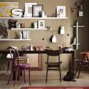 Wall shelves: the latest design ideas