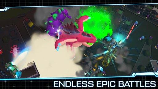 Monster Blasters screenshot 7