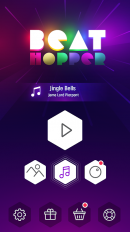 tiles hop forever dancing ball screenshot 8