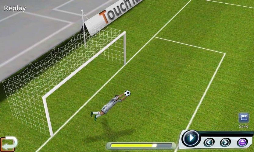 Mundial Football League screenshot 6