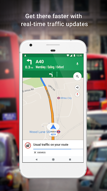 Maps - Navigation & Transport screenshot 1