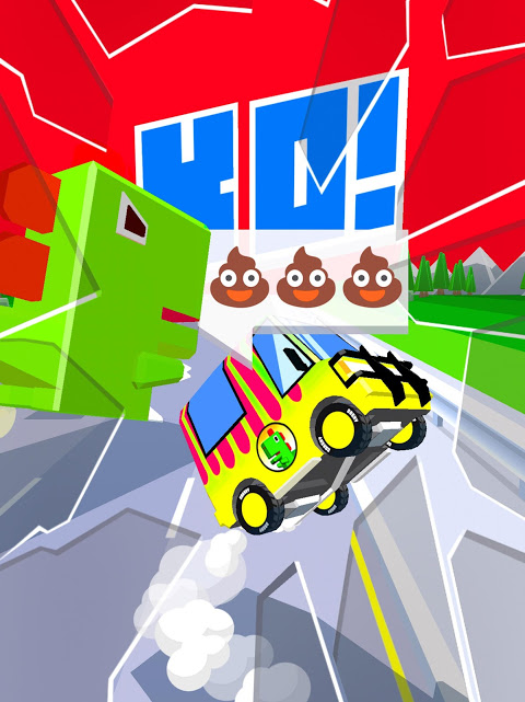 Dashy Crashy screenshot 4