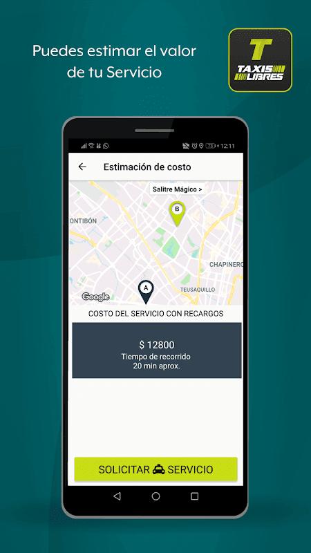 Taxis Libres screenshot 2