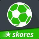 SKORES - Calcio in Diretta & Risultati Calcio 2019