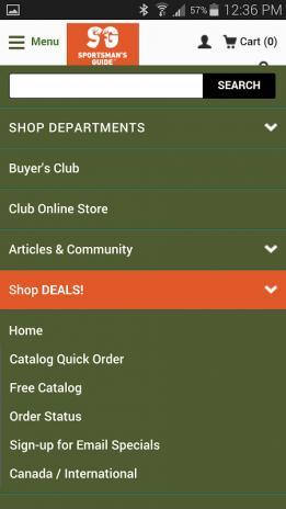 Sportsman's Guide 1 4 Baixar APK para Android - Aptoide