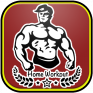 home workout routines icon