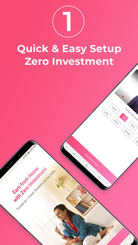 Meesho: Earn Money Online using Work from Home App screenshot 2