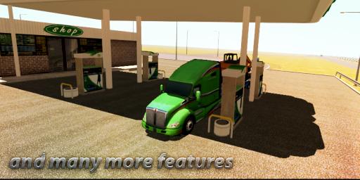Truck Simulator : Europe screenshot 6