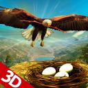 Steinadler: Wildlife Simulation