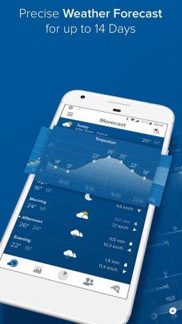 Weather Forecast, Radar & Widget - Morecast 4 0 16 Download
