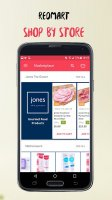 RedMart - Grocery Delivery Screen
