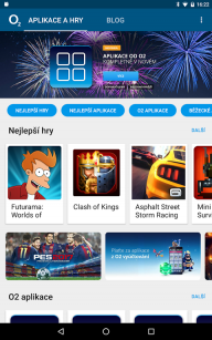 Aplikace od O2 screenshot 13